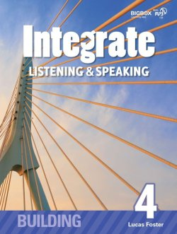 画像1: Integrate Listening & Speaking Building 4 Student Book with Practice Book and MP3 CD