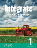Integrate Listening & Speaking Basic 1 Student Book with Practice Book and MP3 CD