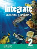 Integrate Listening & Speaking Basic 2 Student Book with Practice Book and MP3 CD