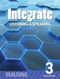 Integrate Listening & Speaking Building 3 Student Book with Practice Book and MP3 CD