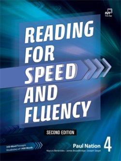 画像1: Reading for Speed and Fluency 2nd edition 4 Student Book