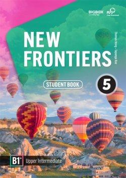 画像1: New Frontiers 5 Student Book with Audio QR code