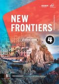 New Frontiers 4 Student Book with Audio QR code