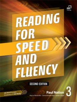 画像1: Reading for Speed and Fluency 2nd edition 3 Student Book
