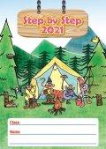 英語教室生徒手帳Step by Step 2021