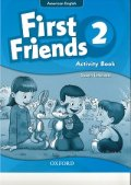 First Friends American Edition level 2 Activitybook