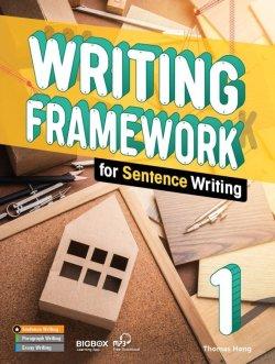 画像1: Writing Framework for Sentence Writing 1 Student Book with Workbook