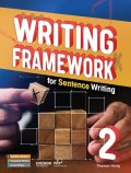 Writing Framework for Sentence Writing 2 Student Book with Workbook