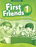 First Friends American Edition level 1 Activitybook