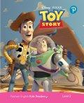 Level 2 Disney Kids Readers Toy Story