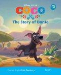 Level 1 Disney Kids Readers The Story of Dante