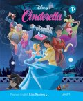 Level 1 Disney Kids Readers Cinderella