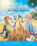 Level 1 Disney Kids Readers Olaf Likes Summer