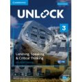 Unlock 2nd Edition Listening Speaking & Critical Thinking Level 3 Student Book