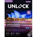 Unlock 2nd Edition Listening Speaking & Critical Thinking Level 5 Student Book