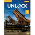 Unlock 2nd Edition Reading Writing & Critical Thinking Level 1 Student Book