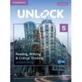 Unlock 2nd Edition Reading Writing & Critical Thinking Level 5 Student Book