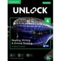 Unlock 2nd Edition Reading Writing & Critical Thinking Level 4 Student Book
