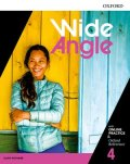 Wide Angle Level 4 Student Book with Online Practice