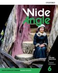 Wide Angle Level 6 Student Book with Online Practice