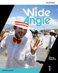 Wide Angle Level 1 Student Book with Online Practice