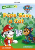 Reading Stars Level 3 Paw Patrol Pups Save A Cat Pack