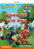 Reading Stars Level 3 Paw Patrol Cows on the Run Pack
