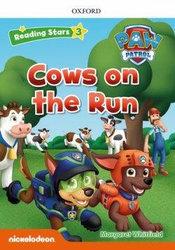 画像1: Reading Stars Level 3 Paw Patrol Cows on the Run Pack