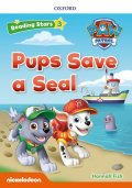 Reading Stars Level 3 Paw Patrol Pups Save A Seal Pack