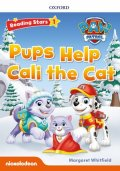 Reading Stars Level 1 Paw Patrol Pups Help Cali The Cat Pack