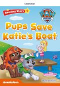 Reading Stars Level 1 Paw Patrol Pups Saves Katies Boat Pack