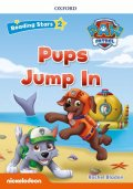 Reading Stars Level 2 Paw Patrol Pups Jump in Pack
