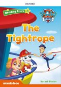 Reading Stars Level 3 Paw Patrol the Tightrope Pack