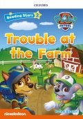 Reading Stars Level 2 Paw Patrol Trouble at the Farm Pack