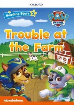 画像1: Reading Stars Level 2 Paw Patrol Trouble at the Farm Pack