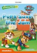 Reading Stars Level 3 Paw Patrol Pups Save the Jam  pack