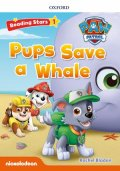 Reading Stars Level 1 Paw Patrol Pups Saves A Whale Pack
