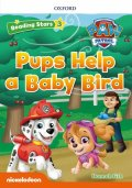 Reading Stars Level 3 Paw Patrol Pups Help A Baby Bird Pack