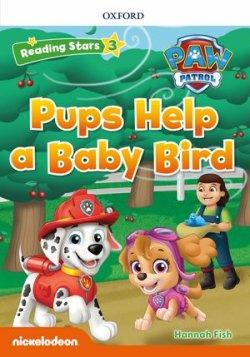 画像1: Reading Stars Level 3 Paw Patrol Pups Help A Baby Bird Pack