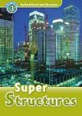 Oxford Read and Discover レベル3:Super Structures MP3 Pack