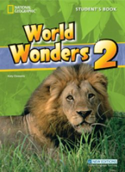 画像1: World Wonders 2 Student Book with Audio CD