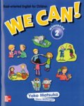 We Can! 2 Workbook with CD