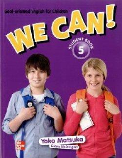 画像1: We Can! 5 Student Book with CD