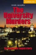 【Cambridge English Readers】Level 4 : The University Murders