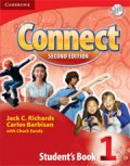 Connect 1 2nd edition Student Book with CD
