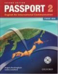 Passport 2nd edition level 2 Student Book with Full Audio CD