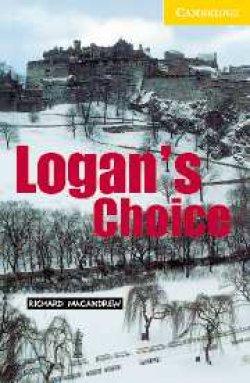 画像1: 【Cambridge English Readers】Level 2 : Logan's Choice