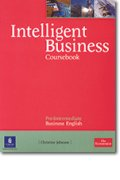 Intelligent Business Pre-Intermediate Coursebook w/CD Pack