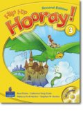 Hip Hip Hooray 2nd Edition 3 Student Book with CD