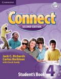 Connect 4 2nd edition Student Book with CD